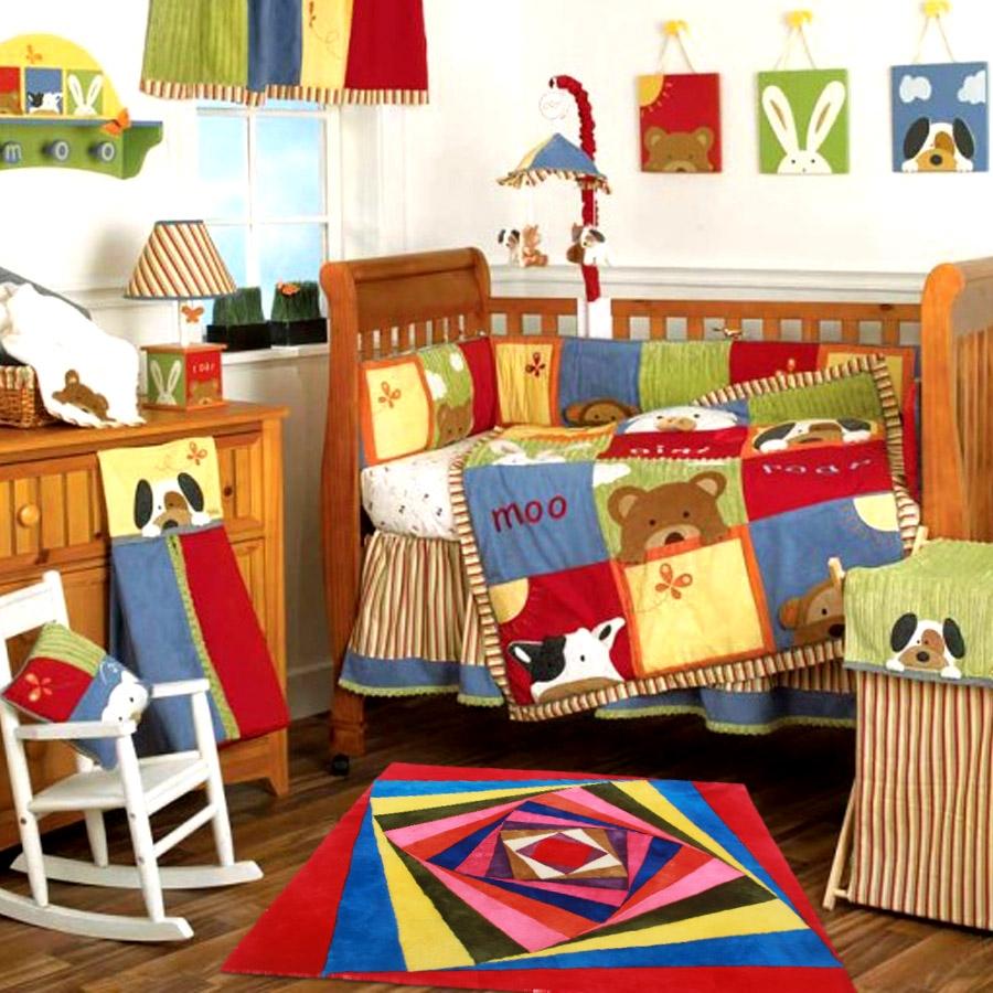 Идеи для детской своими руками - Дизайн детской комнаты 82