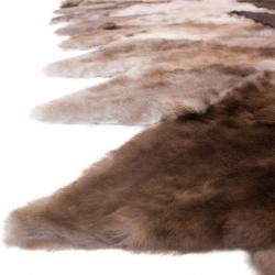Детский ковер из овчины А714