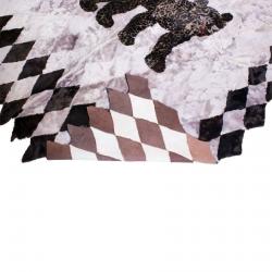 Детский ковер из овчины А707