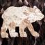 Детский ковер из овчины А700