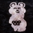 Детский ковер из овчины А713