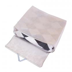 Дизайнерский ковер Шашка А109