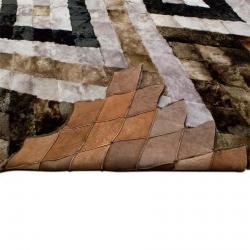 Домашний ковер из меха А119