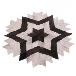Фигурный коврик А053