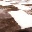 Ковры из шкур овчины А070
