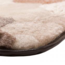 Коврик из овчины Природный камень А375