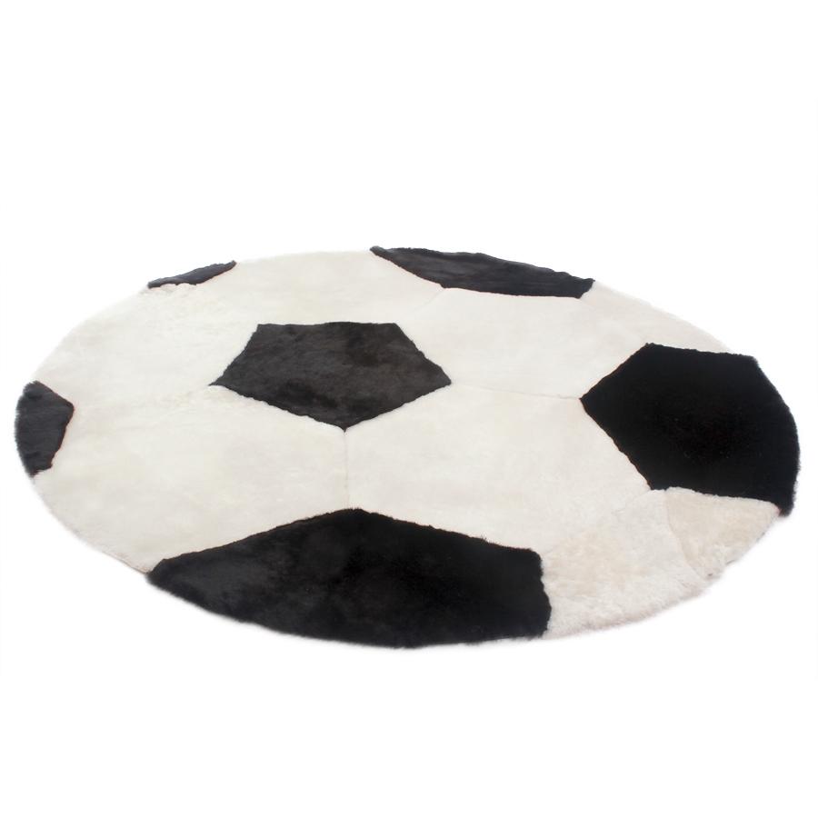 Коврик футбольный мяч своими руками 50