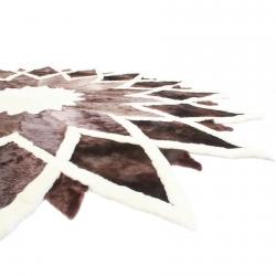 Меховой ковер из шкур А335