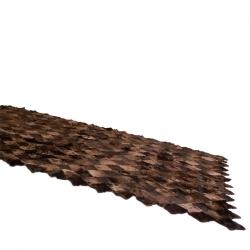 Меховой коврик А166