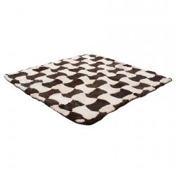 Меховой коврик Классика А377