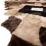 Ковры из шкур овчины А156