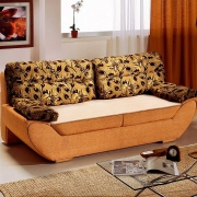 Меховая накидка на диван А901