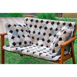 Накидка на диван А934