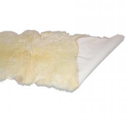 Накидка на диван из овчины А902