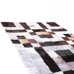 Накидка на диван из мутона А925