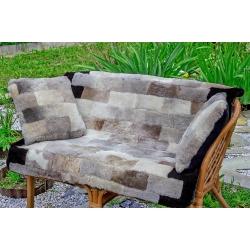 Накидка на диван А933