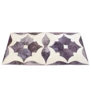 Накидка на диван из шкур А926
