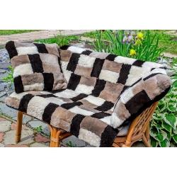 Накидка на диван А932