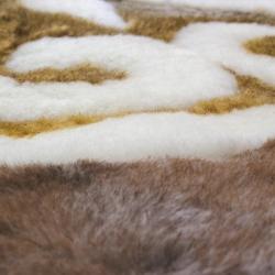 Плед из овчины А3118
