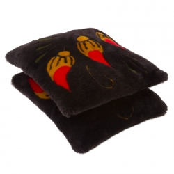Подушка из меха А2143