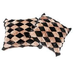 """Подушки для дивана """"Шашка"""" А2101"""