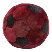 Футбольный мячик из меха А2138