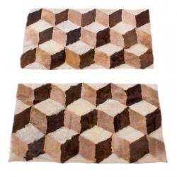3D коврики в спальню А452