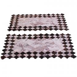 Комплект ковриков из меха А405