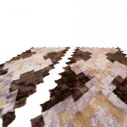 Набор ковриков из меха А413