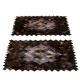 Прикроватные ковры из меха А416