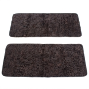 Теплые коврики для спальни А438