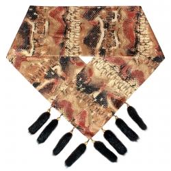 Осенний шарф А4613