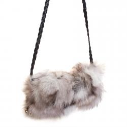 Женская сумка из меха А1007