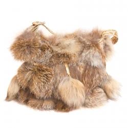 Женская сумка из меха А1023