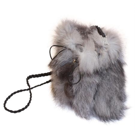 Женская сумка из меха А1028