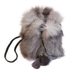 Меховая сумка А1028
