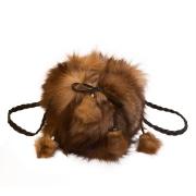 Меховая сумка А1030