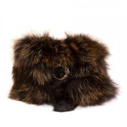 Меховая сумка из Кролика А1009