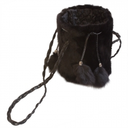 Норковая сумка А1027