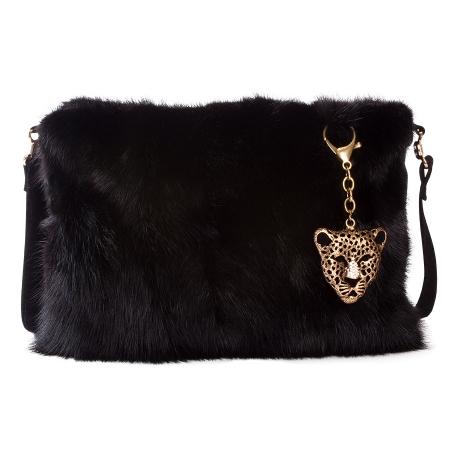 Женская сумка из меха А1036