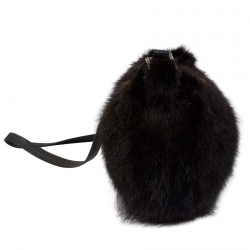 Женская сумка из меха А1039