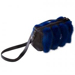Женская сумка из меха А1038