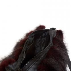 Норковая сумка А1038