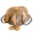 Женская сумка из меха А1025