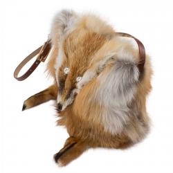 Женская сумка из меха А1052
