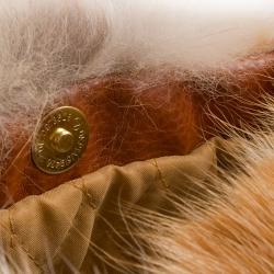 Сумка из меха лисы А1052