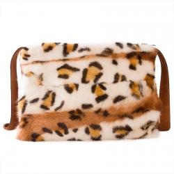 Женская сумка из меха А1056