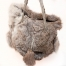 Женская сумка из меха А1005