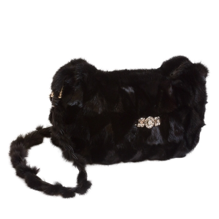 Женская сумка из меха А1026