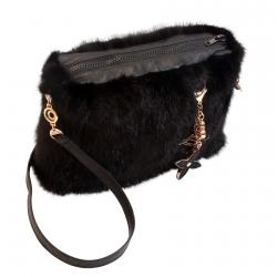 Женская сумка из меха А1037